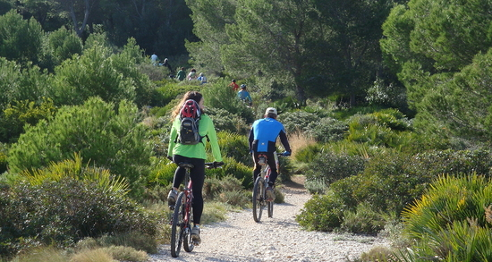 Ciclismo en Xàbia/Jávea