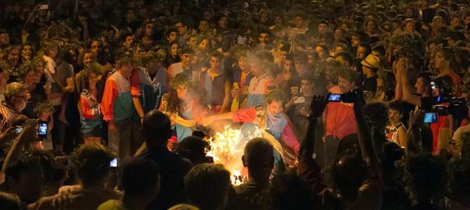 Los 5 momentos que no debes perderte en La Nit dels Focs de Xàbia