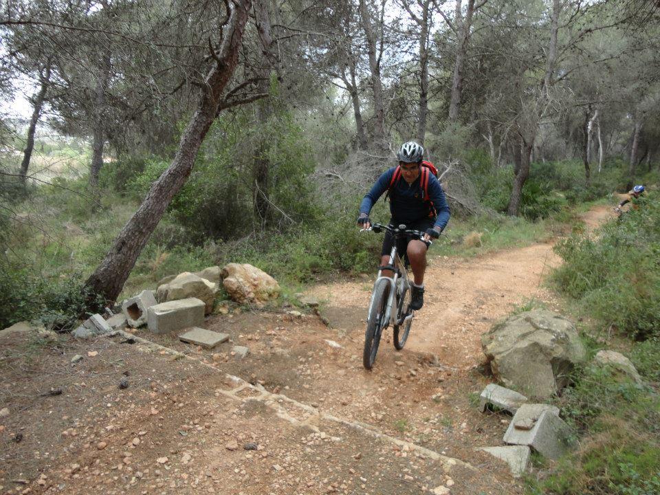Ruta en bici por el Rebaldí de Xàbia