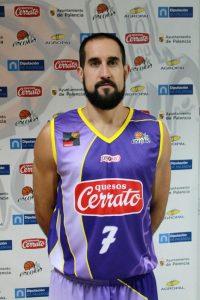 El jugador de baloncesto de Xàbia