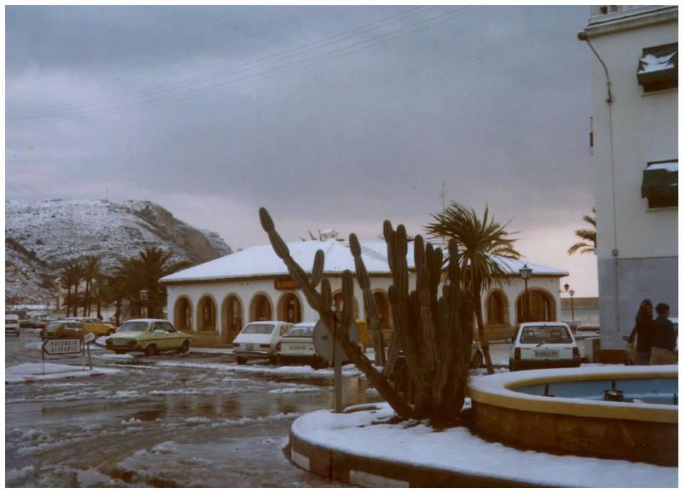 Plaza de Adolfo Suárez