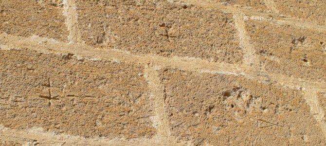 El secreto de los misteriosos símbolos de los muros de Sant Bertomeu