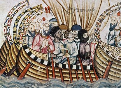 8 históricos ataques de piratas a Xàbia
