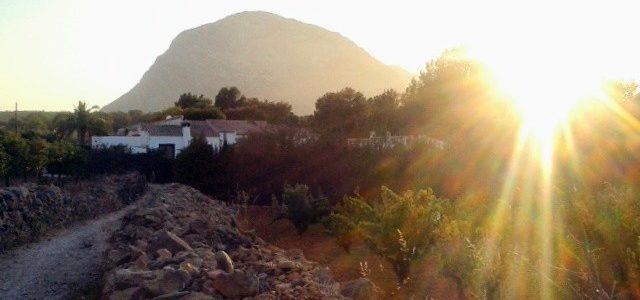 10 cosas que hacen de La Plana de Xàbia un paraje incomparable