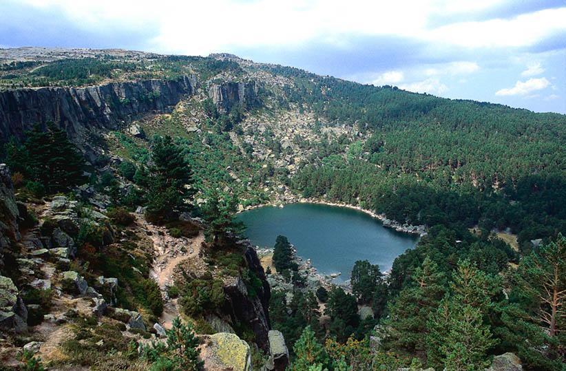 La Laguna Negra