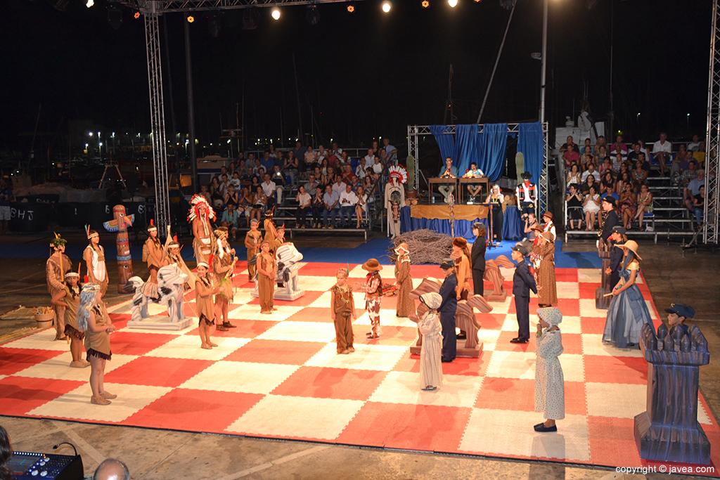 Escacs Vivent