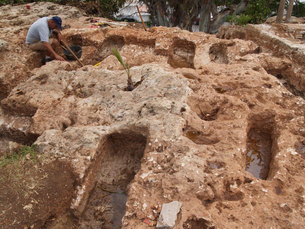 Enterramientos en origen