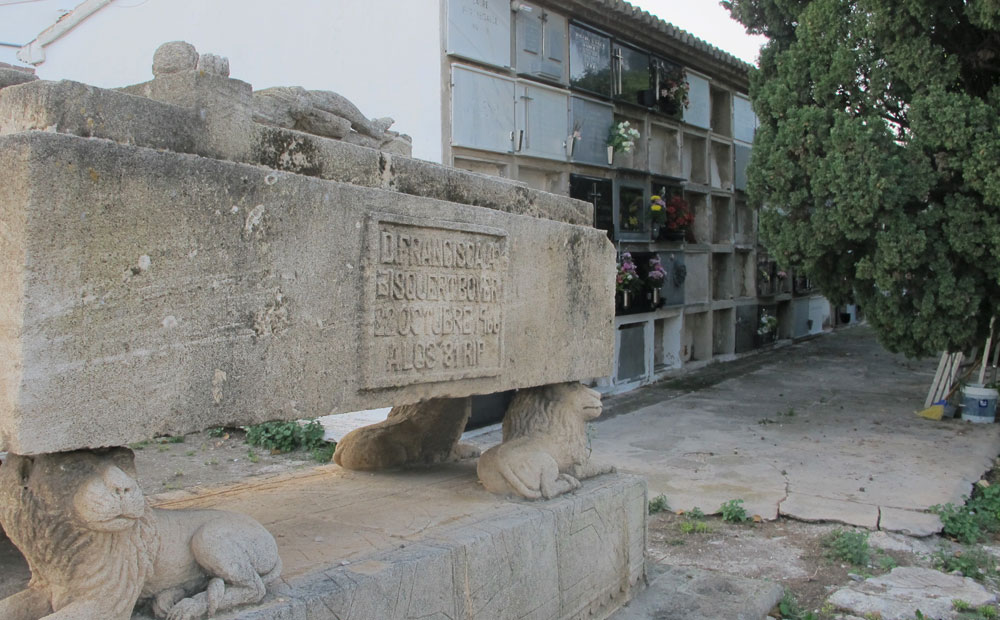 Cementerio antiguo de Xàbia